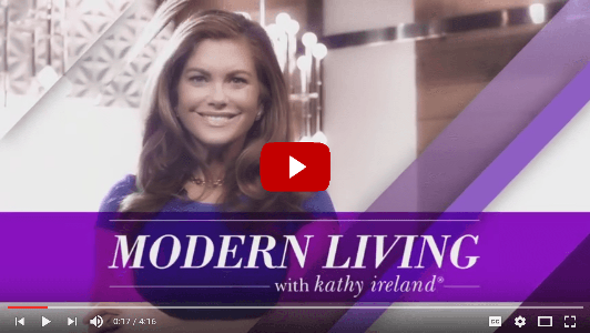 Elegant Medical Alert featured on Modern Living with kathy ireland®